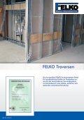 Traversen Stützen Sonderlösungen - FELKO Bau-Systeme GmbH - Seite 4
