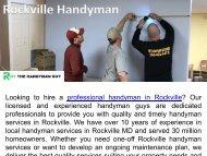 Rockville Handyman