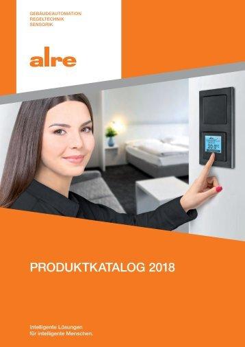 alre Produktkatalog 2018