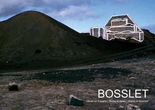 Eberhard Bosslet - INTERVENTIONEN 1982-2012 - DE-EN-ES
