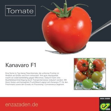 Leaflet Kanavaro F1