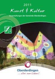 Kunst & Kultur 2011 - Oberderdingen