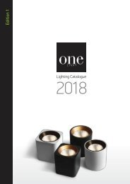 ONE LIGHT 2018 CATALOGUE_low