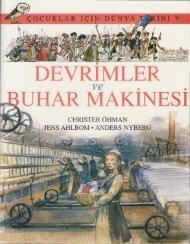 Christer Ohman - Çocuklar İçin Dünya Tarihi V - Devrimler ve Buhar Makinesi