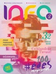 InfoPont Magazin - Február