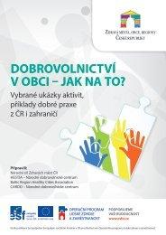 Dobrovolnictví v obci - jak na to? (2014)