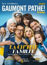 Gaumont Pathé! Le mag - Février 2018