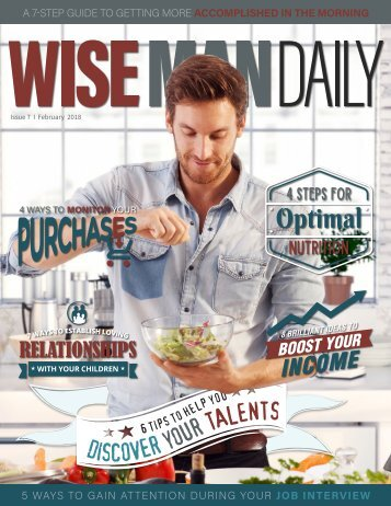 Wise Man Daily February 2018