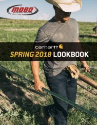 Carhartt Spring Look Book