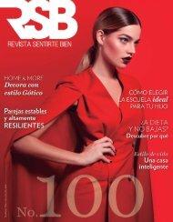 Revista Sentirte Bien Edicion 100 Febrero