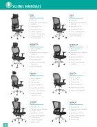 Catálogo de Sillas de Oficina 2018 - Ambercrest - Page 6