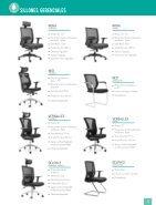 Catálogo de Sillas de Oficina 2018 - Ambercrest - Page 7
