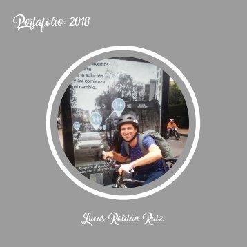 Lucas Roldán Portfolio 2018