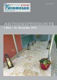 Aktionsprodukte 2018