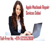 Apple Mac Repair Services in Dubai |+971-523252808 Toll-Free