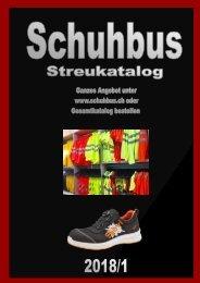 Schuhbus Streukatalog 18/1