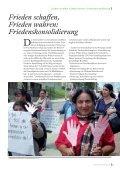Friedensaktiv. Frauen für eine gerechte Welt. - Seite 3