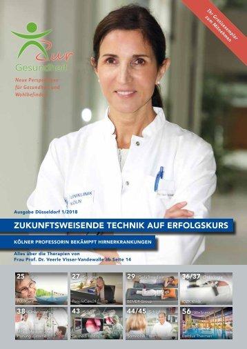 Zur Gesundheit  2018-01 Düsseldorf