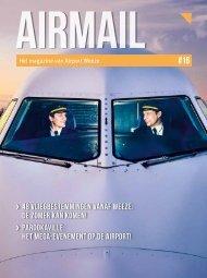 Airmail # 16 - Het magazine van Airport Weeze