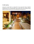 Covered Patio Lighting Ideas You'll Fall In Love - Page 2