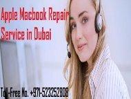 Dial +971-523252808 For Apple MackBook Repair Service in Dubai