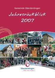 Vorschau 2008 - Oberderdingen