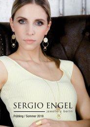 Sergio Engel jewellery Katalog Spring Summer 2018
