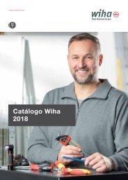 CATÁLOGO WIHA 2018