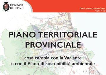 Piano territoriale provinciale