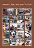 Firmenbroschüre A4  - Printhaus Syke die Beschriftungsfabrik - Seite 5