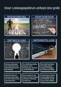 Firmenbroschüre A4  - Printhaus Syke die Beschriftungsfabrik - Seite 6