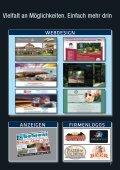 Firmenbroschüre A4  - Printhaus Syke die Beschriftungsfabrik - Seite 7
