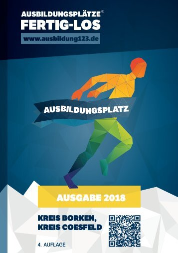 AUSBILDUNGSPLÄTZE - FERTIG - LOS |Borken, Coesfeld 2018