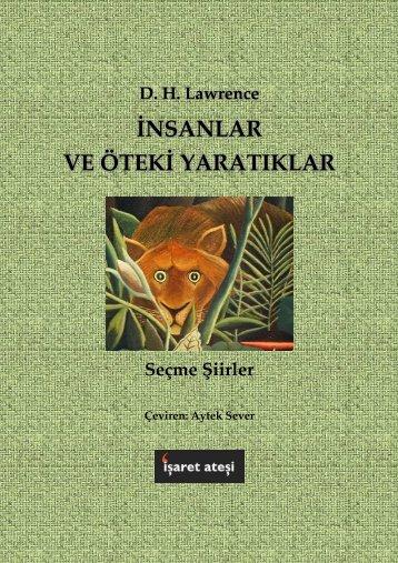 D. H. Lawrence - İnsanlar ve Öteki Yaratıklar