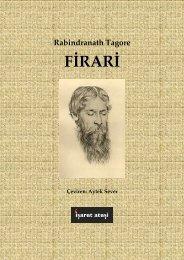 Rabindranath Tagore - Firari