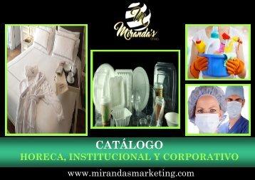 CATALOGO MIRANDA'S LINEA OTIS