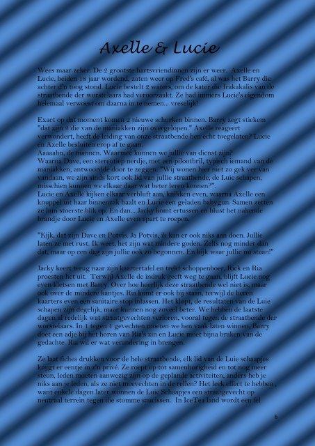 Het Luie lectuur, editie 2