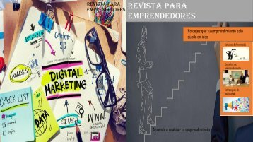 Revista digital (emprendedores)