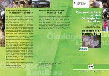 Bioland Hof Damm/Bunz