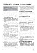 Sony HDR-AS30VD - HDR-AS30VD Guide pratique Roumain - Page 3