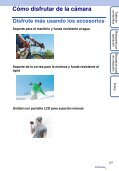 Sony HDR-AS30VD - HDR-AS30VD Guide pratique Espagnol - Page 5