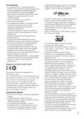 Sony UHP-H1 - UHP-H1 Consignes d'utilisation Hongrois - Page 3