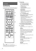 Sony UHP-H1 - UHP-H1 Consignes d'utilisation Danois - Page 6