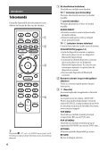 Sony UHP-H1 - UHP-H1 Consignes d'utilisation Roumain - Page 6