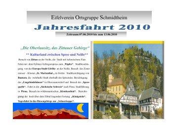 Die Oberlausitz das Zittauer Gebirge - Eifelverein