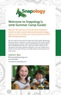 Snapology Summer Camp Booklet - Page 3