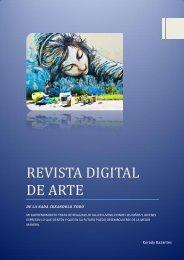 REVISTA DIGITAL DE ARTE