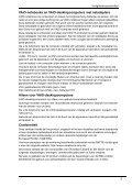 Sony VGN-FW41ZJ - VGN-FW41ZJ Documents de garantie Néerlandais - Page 7