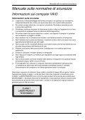 Sony VGN-FW41ZJ - VGN-FW41ZJ Documents de garantie Italien - Page 5
