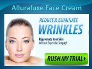 Alluraluxe : Eliminates All Types of Aging Symptoms